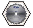 "Circular Saw Blade - 7-1/4"" - Construction - 24T / 25130 *CLASSIC"