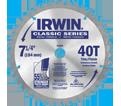 "Circular Saw Blade - 7-1/4"" - 40T / 25230 *CLASSIC"