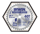 "Circular Saw Blade - 7-1/4"" - Framing/Ripping - 40T / 25230 *CLASSIC"