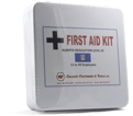 First Aid Kit - AB #3 / Metal Case