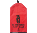 Fire Extinguisher Cover - No Window - Polyester / E-FEC Series