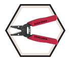 Wire Stripper / Cutter - 8-16 AWG