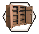 JOBMASTER® Cabinets - 47.5 ft.3 / 109