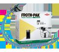 Expanding Foam Sealant (Kit) - Fast Cure - Cream / FROTH-PAK