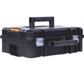 Modular Tool Box - Flat Top - Suitcase / DWST17807 *TSTAK®II