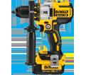 """Drill/Driver MAX XR™ (KIt) - 1/2"""" - 20V Li-Ion / DCD990M2"""