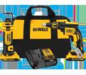 2 Tool Combo Kit MAX XR™ - 20V Li-Ion / DCK263D2
