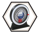 Protractor - Magnetic - Polycast / 36 Series