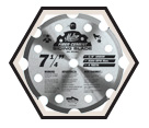 "Cement Circular Saw Blade - 7-1/4"""