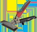"""Hand Seamer - 6"""" - Forged Steel / S6R *REDLINE"""