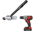 Swivel Head Shear - 14-20 ga. - Heavy-Duty / TSHD *TURBOSHEAR®