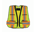 Traffic Vest - 5 Point Tear-Away - Mesh / TV100 Series