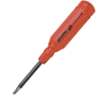 Screwdriver - 15-in-1 - Red / 151TP2 *TAMPERPROOF 2