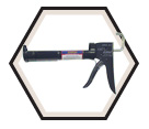 Super Ratchet Rod Caulking Gun - 850 mL / 215