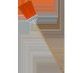 Broom - Coarse - Wood / 1362 *HEAVY-DUTY