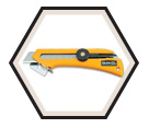 Utility Knife - Cutting Base - 90° / CL