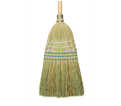 Corn Broom - Industrial - Natural / AW3