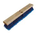 Broom Head - Medium Duty - Poly / BLUEBOY
