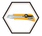 Utility Knife / L-2