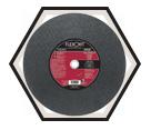 Cut-Off Wheel - Aluminum Oxide - Type 1 / F5521