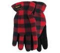 Winter Gloves - Lined - Deerskin / 9374P Series *DAPPER DAN