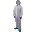 Coveralls - Disposable - White / 772 Series