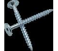 Cabinet Screw - Washer Head - #10-8 - Robertson / ZINC *CAB MAXX™