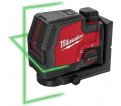Laser Level (Kit) - Green - Cross Line / 3521-21