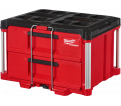 Modular Tool Box - 2 Drawer - Plastic / 48-22-8442 *PACKOUT