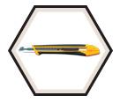 Utility Knife / XA-1
