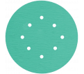 "Sanding Disc - 5"" 8H - Aluminum Oxide / PS 77 CK Series"